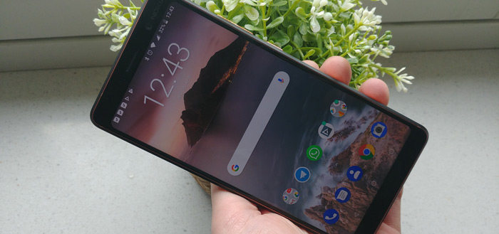 Nokia 7 Plus ontvangt ook beveiligingsupdate juni 2018