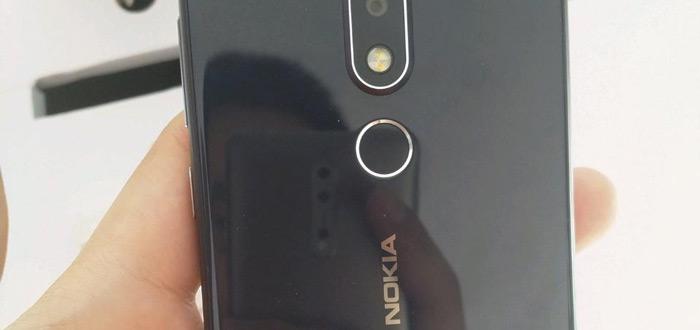Live foto's van Nokia X te zien: met notch