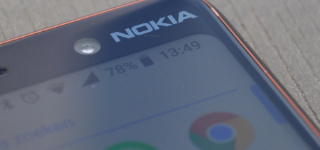 Nokia 7 Plus ontvangt de beveiligingsupdate van januari