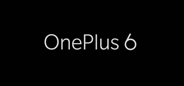 OnePlus 6 in het wit en zwart gefotografeerd