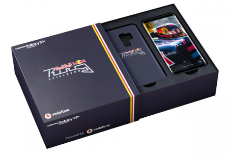 Samsung Galaxy S9 Red Bull Ring Pack