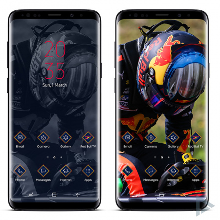 Samsung Galaxy S9 Red Bull Ring Edition
