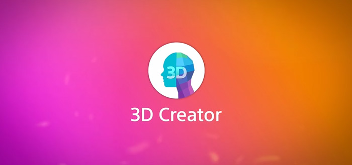 Sony updatet 3D Creator app voor Xperia XZ Premium en XZ1-serie met nieuwe features