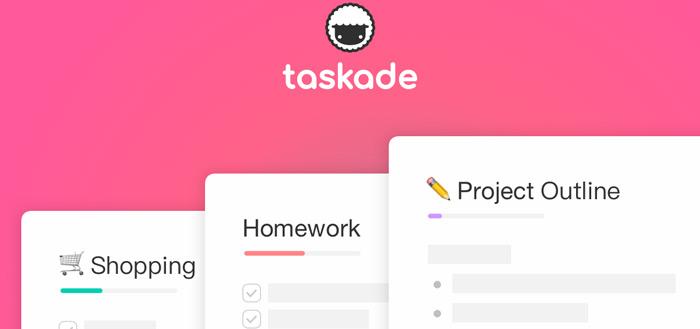 Taskade is een nieuwe taken-app vol handige mogelijkheden