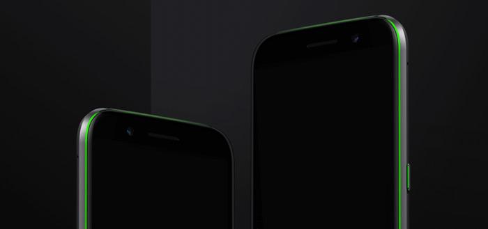 Xiaomi presenteert Black Shark smartphone met waterkoeling, voor gamers