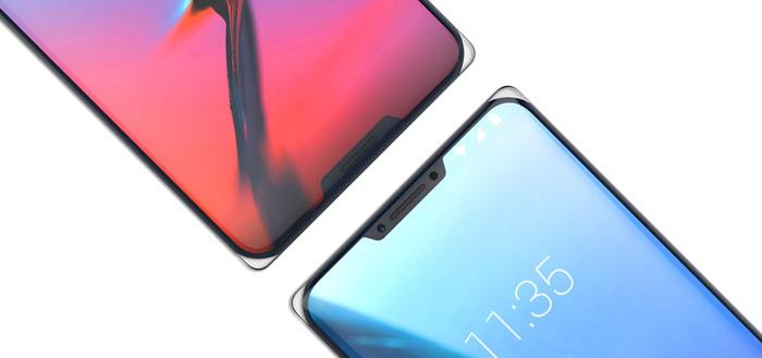 ZTE Iceberg: eerste smartphone met dubbele notch