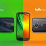 Motorola presenteert drie nieuwe Moto G6 toestellen