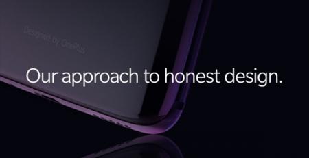 OnePlus 6 achterkant design