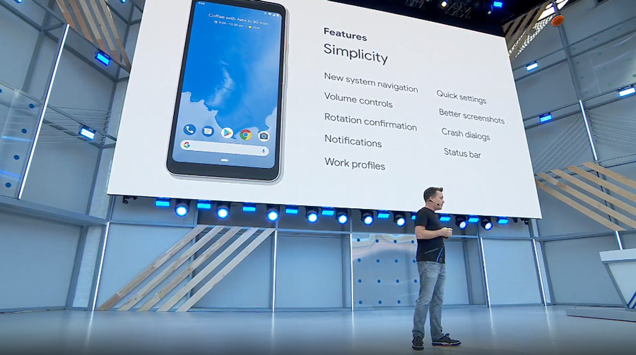Android P features