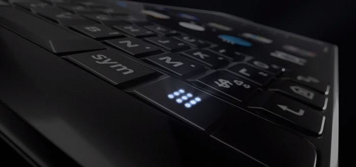 BlackBerry KEY2: video-teaser laat design met dual-camera zien