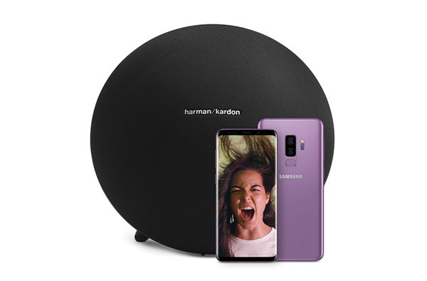 Galaxy S9 Harman Kardon