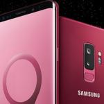 Samsung brengt Galaxy S9 uit in kleur Burgundy Red