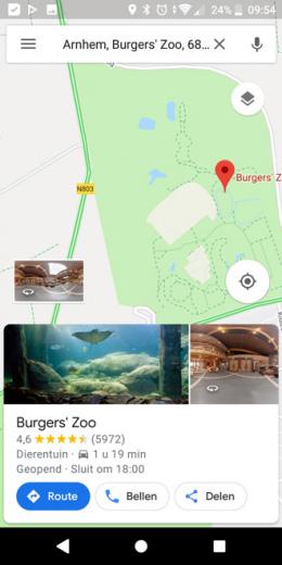 Google Maps 9.77