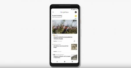 Google Nieuws 2018