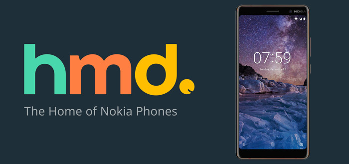HMD Global: Nokia 6.1 het populairst, Nokia 9 komt begin 2019
