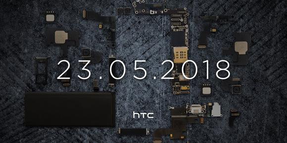 HTC U12+ 23 mei