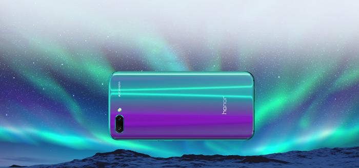 Honor 10 met Aurora-design aangekondigd: ook voor Nederland?