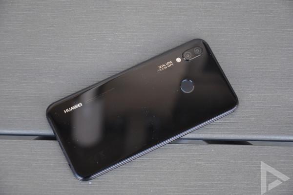 Huawei P20 Lite achterkant