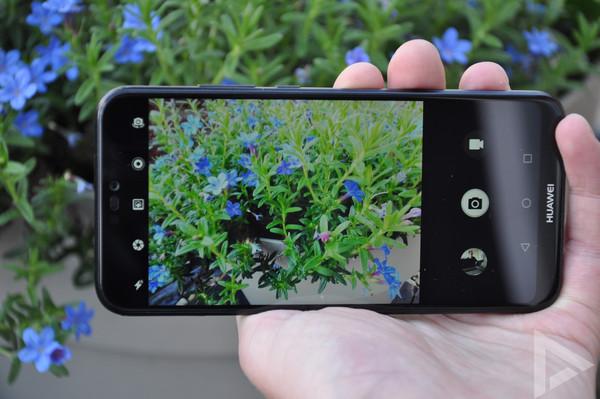Huawei P20 Lite camera