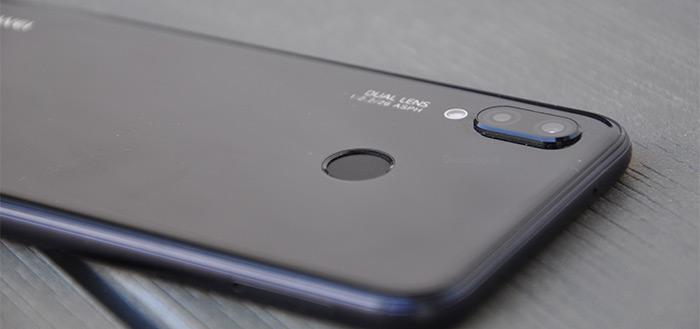 Huawei P20 Lite ontvangt beveiligingsupdate februari 2019