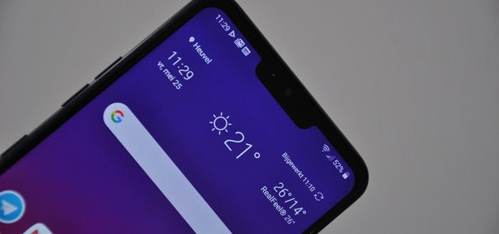 Preview en video: LG G7 ThinQ – onze eerste indruk