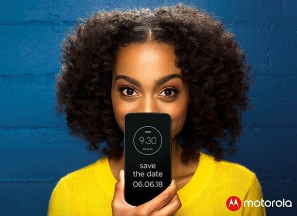 Moto Z3 Play 6 juni