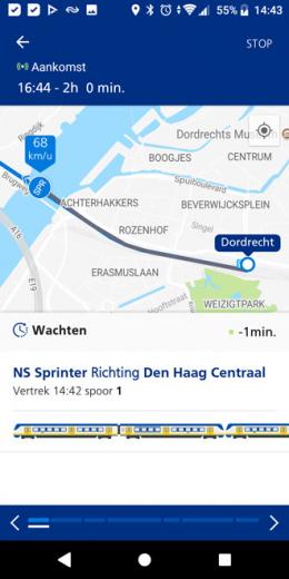 NS app Live!