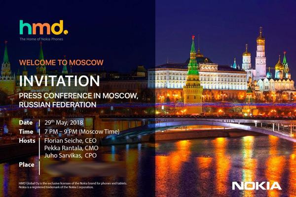 Nokia 29 mei aankondiging