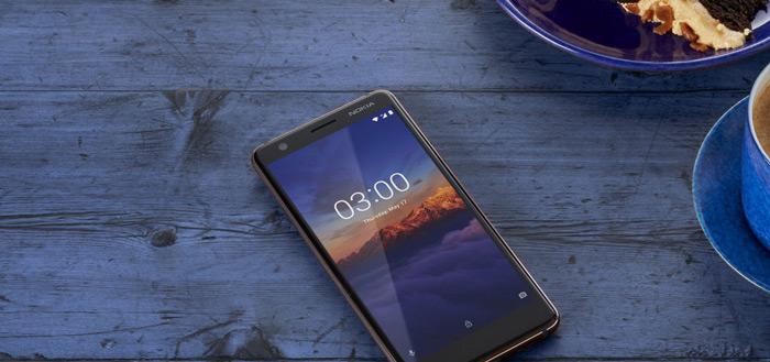 Nokia presenteert nieuwe Nokia 2.1, Nokia 3.1 en Nokia 5.1