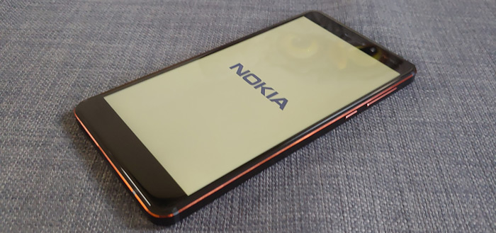 Nokia 6.1 ontvangt beveiligingsupdate november 2018