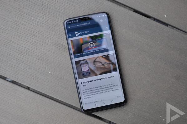 OnePlus 6 internet