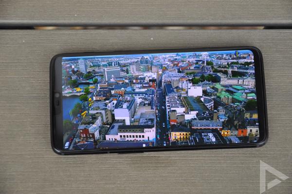 OnePlus 6 video