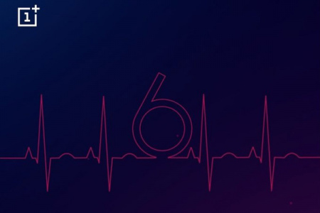 OnePlus 6 hartslagsensor