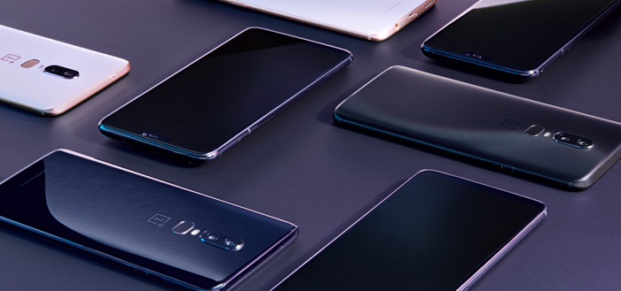 Verkooppakket van OnePlus 6T uitgelekt: druppel-notch en in-display vingerafdrukscanner