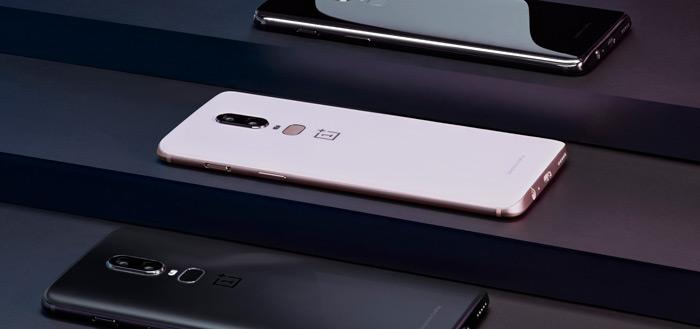 OnePlus 6 vanaf vandaag tijdelijk in Silk White beschikbaar
