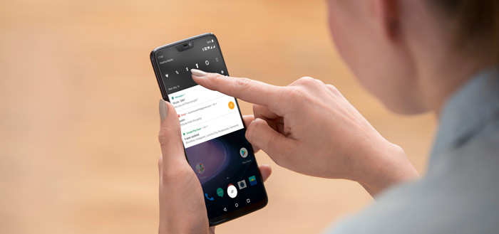 OnePlus geeft Open Beta 3 uit van Android Pie voor OnePlus 6