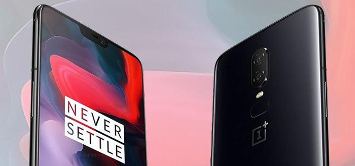 OnePlus verkoopt in 22 dagen meer dan één miljoen OnePlus 6-toestellen