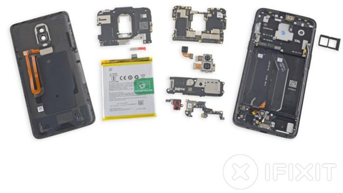 OnePlus 6 repareren