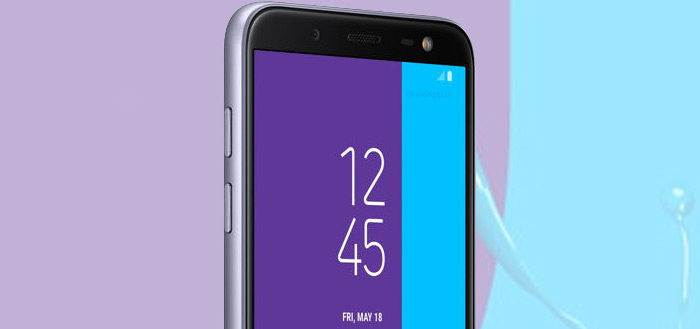 Samsung Galaxy J6 komt officieel naar Nederland voor €269
