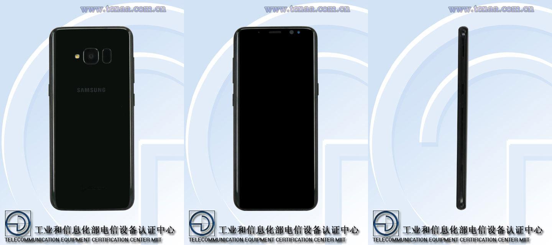 Samsung Galaxy S8 Lite opgedoken bij keuringsinstantie TENAA'