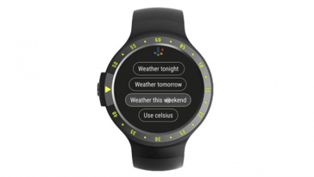 Wear OS Assistent