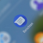 Android Berichten 3.5 krijgt ook volledig nieuw Material Design, plus donker thema