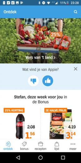 Appie app 5.10