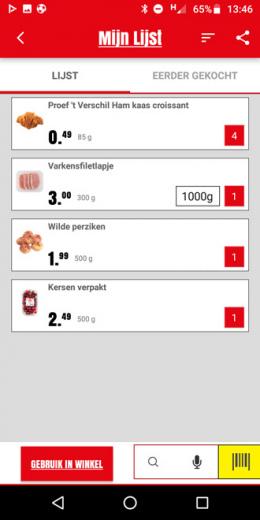 Dirk app