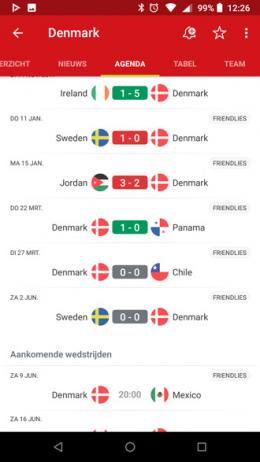 Fotmob world cup 2018 app
