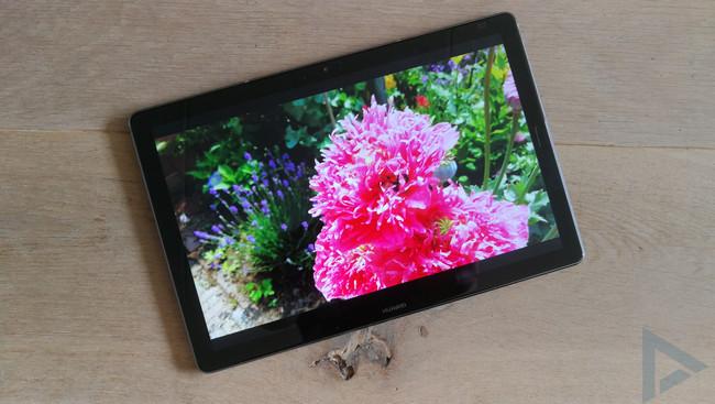 Huawei MediaPad M5 display
