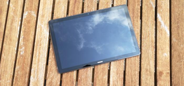 Huawei MediaPad M5 review: een tablet voor elke gelegenheid