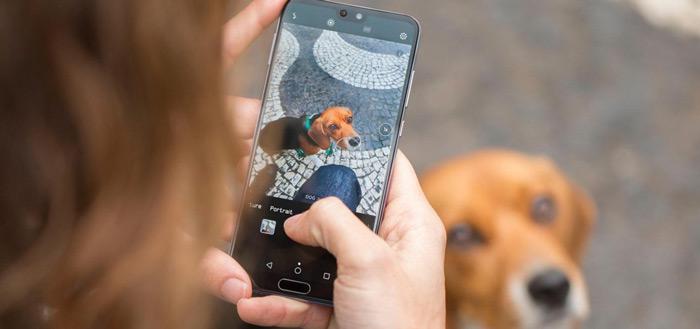 Huawei P20 Pro krijgt update met automatische slow-motion en patch van juni