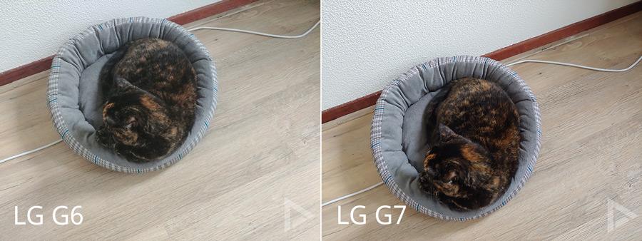 LG G6 G7 camera