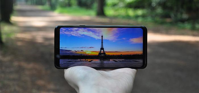 LG G7 ThinQ krijgt eindelijk Android 9 Pie update in Europa